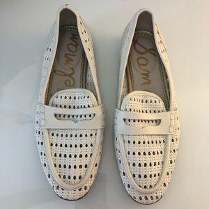Sam Edelman Woven Loafer Flats Size 7